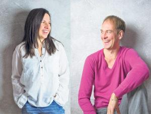 Susann und Marcus Zienecker. (Bild:zvg)