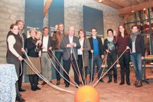 Das neu gegründete Pro Komitee für die Kreuzlinger Museen.(Bild: ek)
