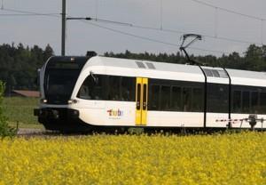 In die Bahninfrastruktur wird kräftig investiert. (Bild: Thurbo AG)