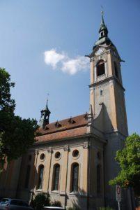 Die erste Lärmklage gab es gegen die Glocken von St. Stefan. (Bild: sb)